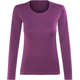 Norrøna /29 Tech Long Sleeve Shirt Women Dark Purple
